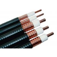Wholesale 7/8 Inches  RF Coaxial Cable with PE Jacket  Smooth Copper Tube RF Feeder Cable from china suppliers