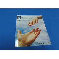 Wholesale 4 Color / 2 Color Printing Saddle Stitched Book Glossy Lamination For Entertainment from china suppliers