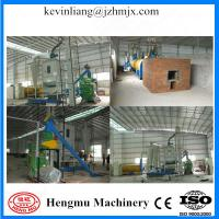 Wholesale China manufacture supply wood pellet making product line with CE approved from china suppliers
