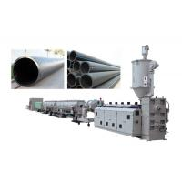Wholesale Single / Multiple Layer PE Pipe Extrusion Line For 63-630mm PP Pipe Diameter from china suppliers