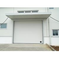 Wholesale High Frequency Motor Industrial Sectional Overhead Doors Overhead Garage Doors from china suppliers