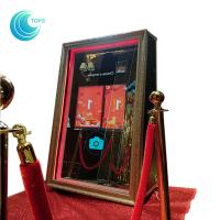 Wholesale 2019 Custom Digital Touch Screen Magic Selfie Mirror Photo Booth from china suppliers