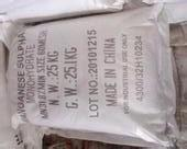 Wholesale 98% Min Purity Manganese Sulfate Powder Used For Electrolytic Production from china suppliers
