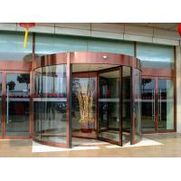 Factory Supplied Automatic Revolving Doors with competitive price