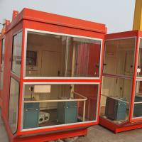 Wholesale Construction / Modern / Mobile Crane Operator Cabin With Air Conditioner from china suppliers