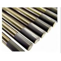 China Grey Color WC20 Tungsten Welding Electrodes Ground Finish For Tig Welding on sale