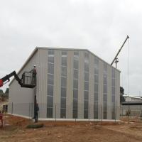 Wholesale Prefab Metal Structure Metal Office Buildings with big discount from china suppliers