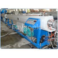 China Single Screw Pipe Making Machine For PPR / PP / PE Glass Fiber Multilayer Pipe on sale