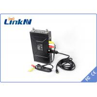 Buy cheap Professional COFDM Transmitter / Wireless Hd Video Transmitter 1080p from wholesalers
