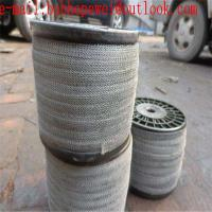 China wire mesh demister /liquid gas filter/demister mesh/gas-liquid filter screen/expanded aluminum filter/aluminium air on sale