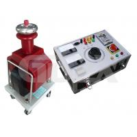 Wholesale AC DC Dry Type High Voltage Testing Transformer/Hipot 100kV Tester from china suppliers