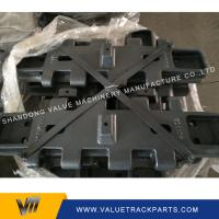 Wholesale ZOOMLION QUY260 Crawler Crane Track Shoe Track Pad Track Plate from china suppliers