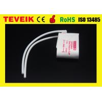 Buy cheap Disposable Double hose Blood Pressure Cuff for Infant , nonwoven cloth material from wholesalers