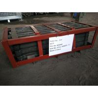 Wholesale Alloy Steel Wear-resistant Castings Cr-Mo Alloy Steel Grizzly Screen Slots from china suppliers