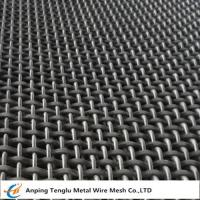 Wholesale Plain Crimped Wire Mesh|Square or Rectangular Hole ifor industries from china suppliers