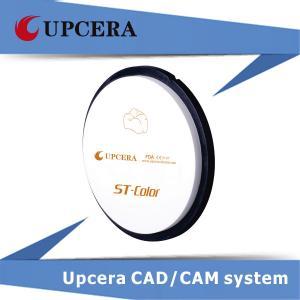 China ST 16 Yttria Stabilized Zirconia Ceramic , Zirconia Sintering Furnace CAD CAM Blocks on sale