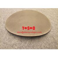China magnetic backing flexible diamond abrasive disc 18 diameter with 560 grit on sale