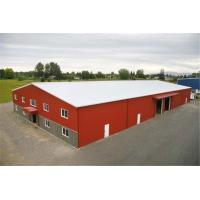 Wholesale metal structure buildings prefabricated steel barn from china suppliers