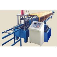 Wholesale High Speed Downspout Roll Forming Machine Round Pipe Gutter Bender Machine from china suppliers