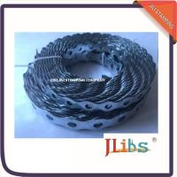 Wholesale Metal Fixing Band Galvanized Steel Banding Rounded Hanging Ductwork 12mm-26mm Size from china suppliers