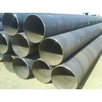 China API 5L grade B length 12m carbon steel welded round water pipeine on sale