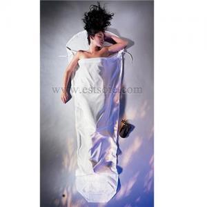 China silk sleeping bag liner on sale