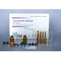 Wholesale Hot sale 3000mg GSH DOXMA (Glutathione) injection for skin whitening with good effect and low price from china suppliers