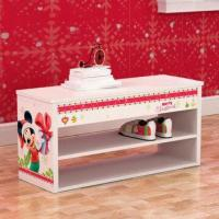 Wholesale E0 Grade Kids'/Children's Furniture, 1-door Shoe Cabinet with Printing Cartoon Pictures from china suppliers