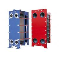 China High Performance Plate Heat Exchanger , Gasketed Heat Exchanger For Various Industrial Lines on sale