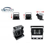 China IP67 Video Recording System , Car Reversing Camera IR For Vehicle DVR on sale