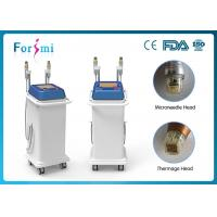 Buy cheap MoneyGram acceptable functional skin resurfacing fractional rf stretch mark removal microneedle machine from Wholesalers
