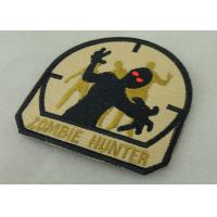 Wholesale Economic Military Uniform Badges ,  Iron Glue Cotton Fabric Embroidered Patches from china suppliers