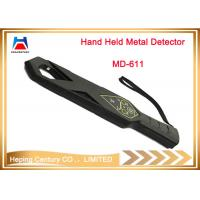 China High sensitivity top quality Hand Held Metal Detector Chinese metal detector on sale