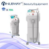 2016 newest professional 808 diode laser epilation machine with medical CE Certification for spa use