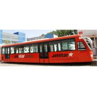Buy cheap Comfortable 77 Passenger Airport Apron Bus Ramp Bus 13m×2.7m×3m from Wholesalers
