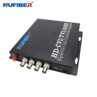 Wholesale 4BNC Fiber Coaxial Video Converter from china suppliers