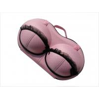 Wholesale Pink bra bag with dots printing from Mybrabag from china suppliers
