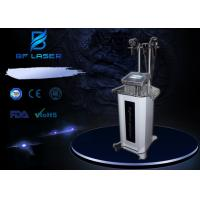 Wholesale 40KHz RF Vacuum Cavitation Slimming Machine , Weight Loss Machine With 5 Handpiece from china suppliers