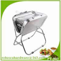 China Stainless Steel Outdoor Portable Charcoal BBQ Grill on sale