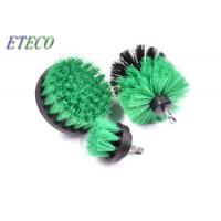 Buy cheap Green Carpet Cleaning Drill Scrub Brush 3pcs Ultimate Compatibility from wholesalers