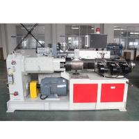 Quality Wall Panel Production PVC Profile Extrusion Line / WPC Profile Extruder Making for sale