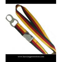 Wholesale High Quality Custom silk-screen printing mix colorful Woven Polyester Lanyard from china suppliers