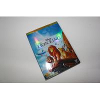 wholesale The Lion King disney dvd movies cartoon lion king Children dvd movies with slip cover case for kids drop ship