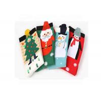 Wholesale Christmas Cut Warm Winter Accessories Cozy Unisex Long And Short Socks For Adults from china suppliers