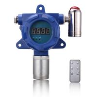 Wholesale Intelligent Fixed H2S Gas Monitors 24 Hour Working IP65 Protection Explosion-proof from china suppliers