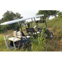 Wholesale Electric Utility 6 Passenger Golf Cart Sand Tyre Multifunctional For Tourist Resort from china suppliers