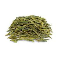 China Spring Dragon Well Green Tea Chinese Green Tea Relief From Symptoms Of Stress And Anxiety on sale