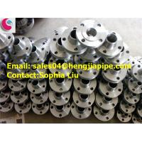 Wholesale CS AS SS forged flanges from china suppliers