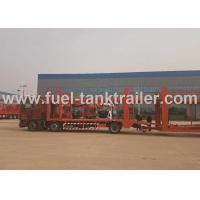 Wholesale New Design Vehicle Transport Trailer Highly Reliable 2 Axles With Cummins Engine from china suppliers