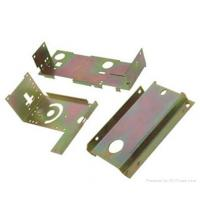 Wholesale Hardware Galvanized machined aluminum / brass parts supporting milling from china suppliers